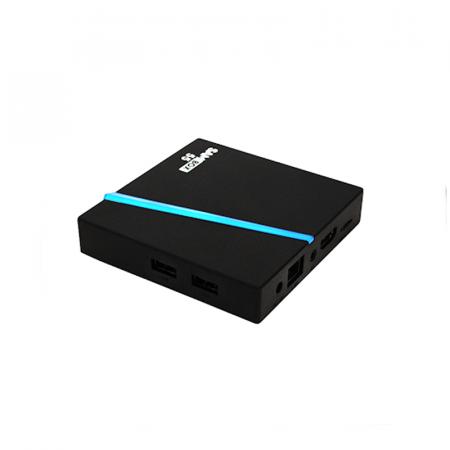 Sambox 55, Box TV Android 4K, Ram 1Go, Rom 8Go avec Abonnement IPTV d'usine