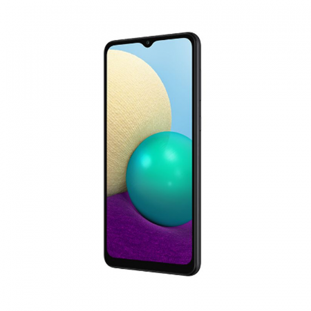 Samsung Galaxy A02, Smartphone Android milieu de gamme 32 Go Noir