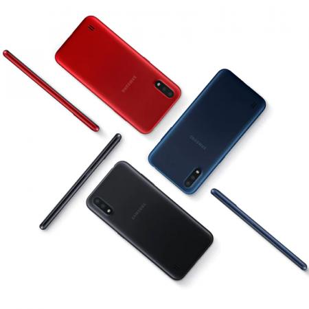 Samsung Galaxy A01, Smartphone Android milieu de gamme 16 Go débloqué