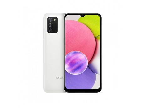 Samsung Galaxy A03S, Smartphone Android milieu de gamme 32Go en Blanc