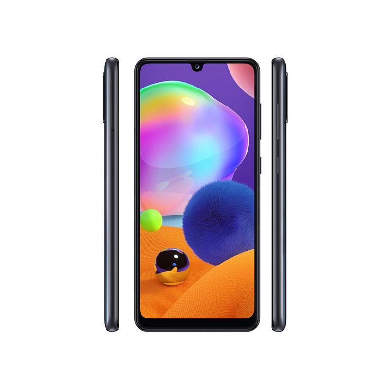 Samsung Galaxy A31, Smartphone Android milieu de gamme 128 Go Noir