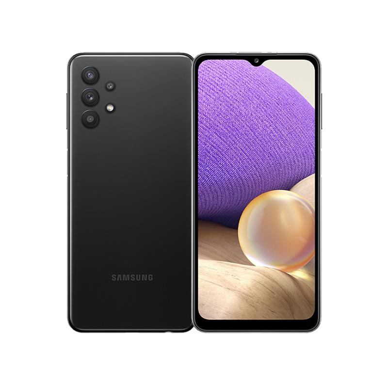 Samsung Galaxy A32, Smartphone Android milieu de gamme 128 Go Noir