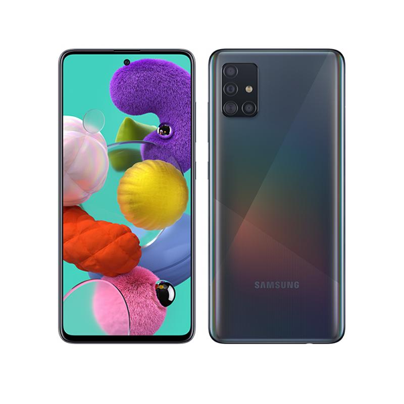 Samsung Galaxy A51, Smartphone milieu de gamme 128 Go débloqué