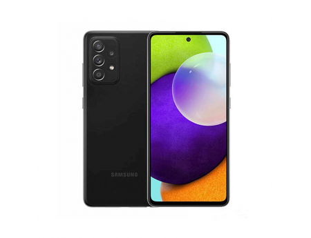 Samsung Galaxy A52, Smartphone Android milieu de gamme 128 Go Noir