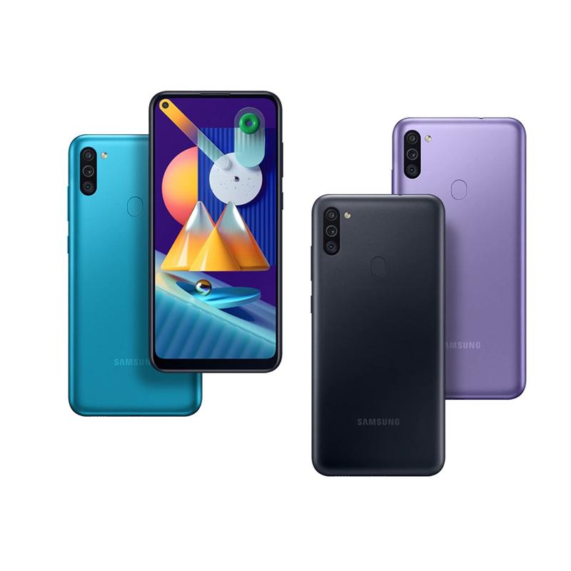 Samsung Galaxy M11, Smartphone Android milieu de gamme 32 Go débloquée