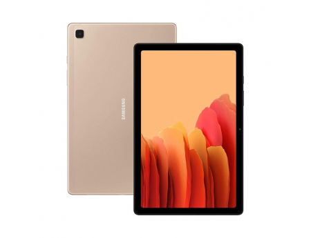 Samsung Galaxy Tab A7, Tablette Tactile 10.4 pouces 32Go RAM 3Go 4G Wi-Fi Gold