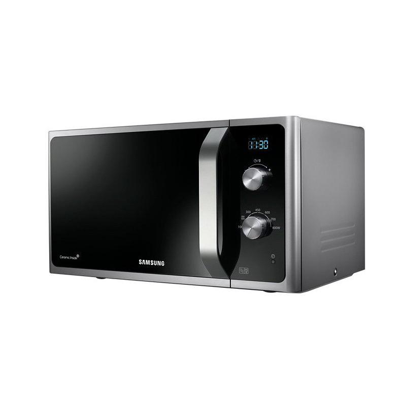 Samsung MS23F301, Micro-Ondes 23 Litres avec Minuterie de cuisson Noir
