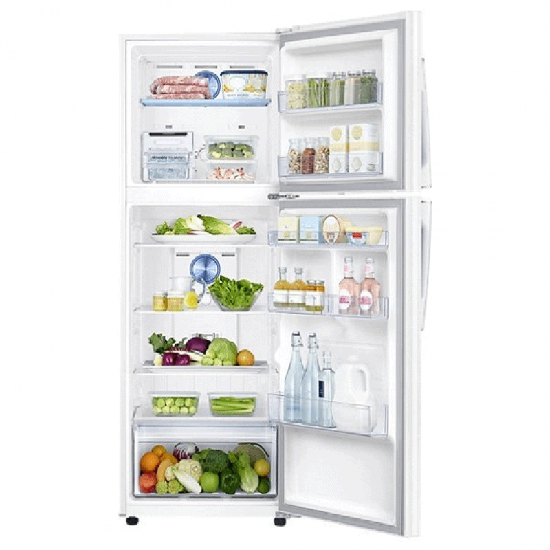 Samsung RT40K5100WW, Réfrigérateur Twin Cooling Plus, 321L, Blanc