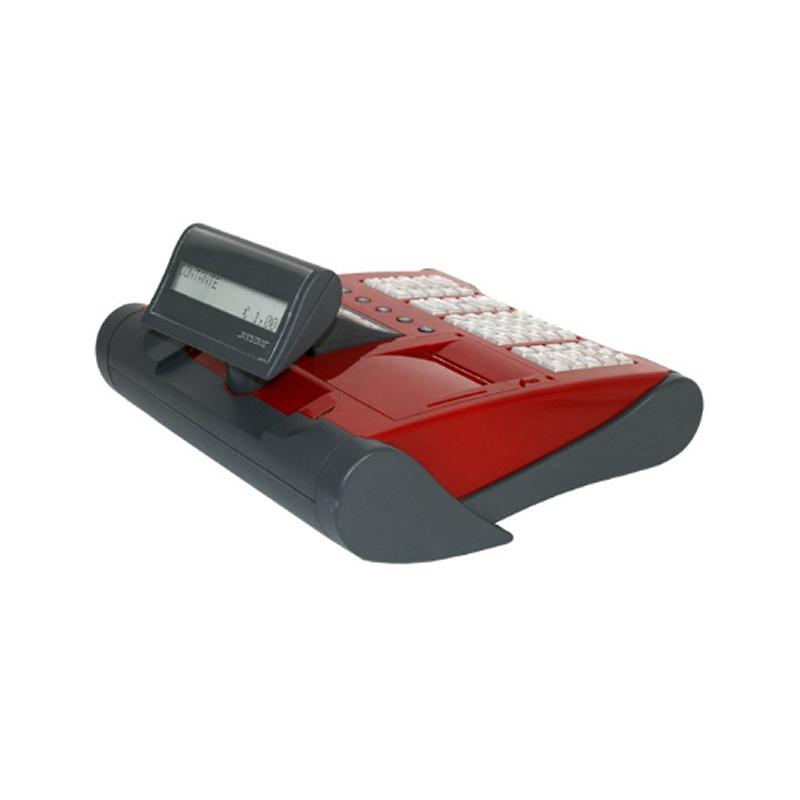 Sarema XTX, Caisse enregistreuse à 2 Afficheurs LCD avec Imprimante
