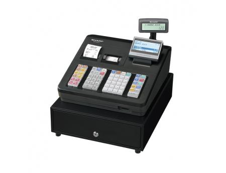 Sharp ER-A411, Caisse enregistreuse LCD alphanumérique multilignes