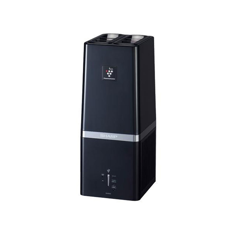 Sharp IG-A10E-B, Purificateur d'air Surface 10 m² en Noir