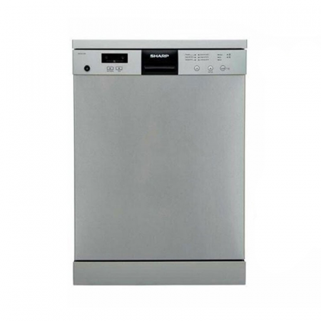Sharp QW-V612-SS2, Lave vaisselle 13 Couverts Inox