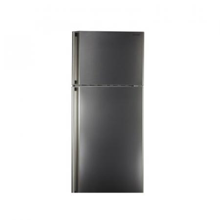Sharp SJ-58C-ST, Réfrigérateur à 2 portes 545 Litres NoFrost en Inox