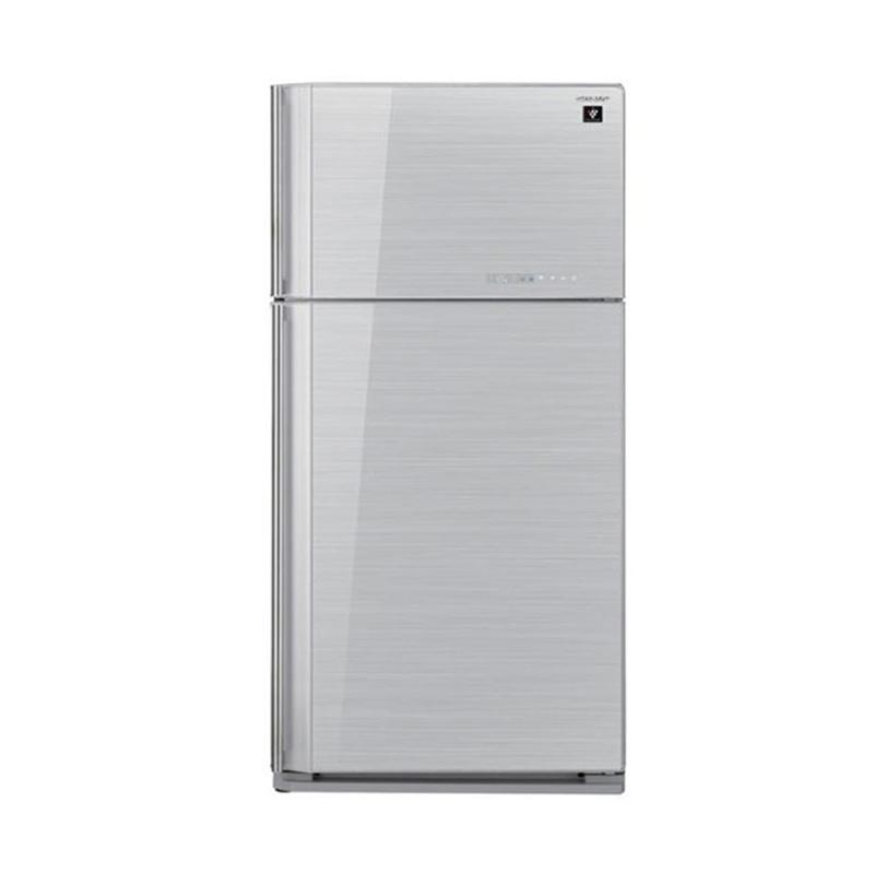 Sharp SJ-GV58A-SL, Réfrigérateur 525 Litres NoFrost Inverter Silver
