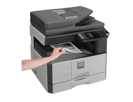 SHARP AR-6020, Photocopieur Multifonction Monochrome A3, Avec Chargeur