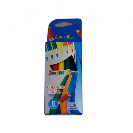 Crayons de Couleur 6/9 de Smart Kids (1123506)