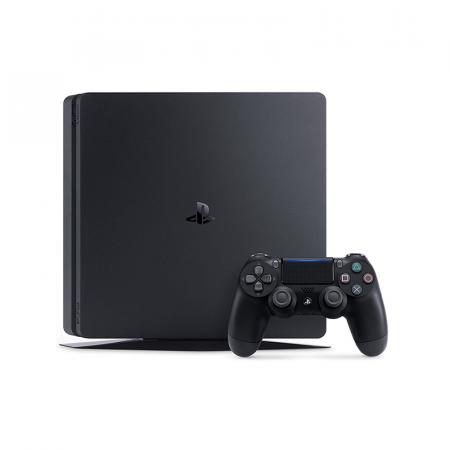 Sony PlayStation 4 Slim 1To, Console de jeu avec manette DualShock