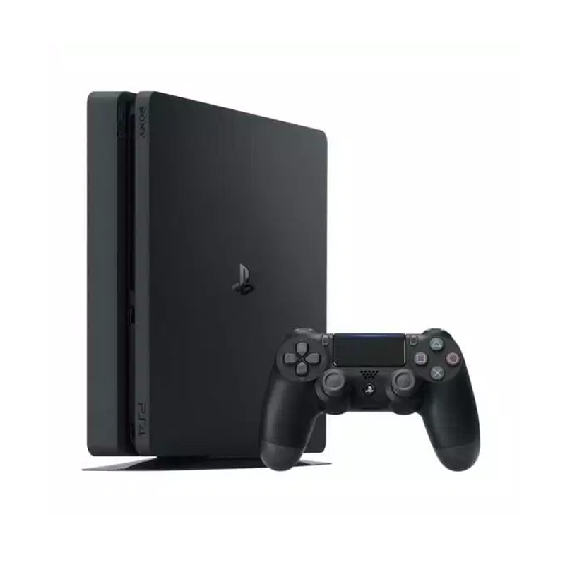 Sony PlayStation 4, Console PS4 Slim 500 Go + Jeu Captain Tsubasarise + Manette