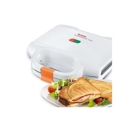 Tefal SM157041, Sandwich Maker ultracompact 2 en 1 de 700 Watts