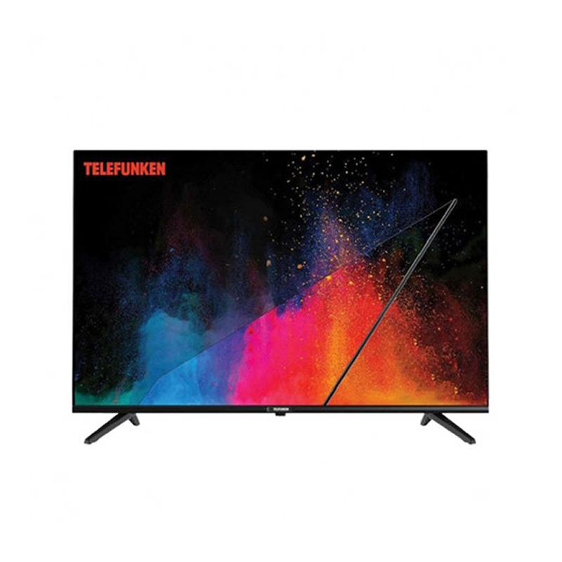 TELEFUNKEN E63, Téléviseur 32 Pouces LED HD avec récepteur intégré