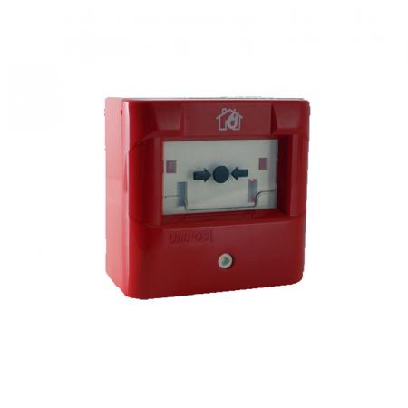 UniPos FD7150, Déclencheur alarme Manuel Adressable EN54-11