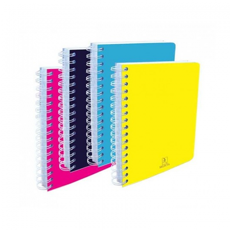Yamama, cahier spirale Wiro 300 pages grand format