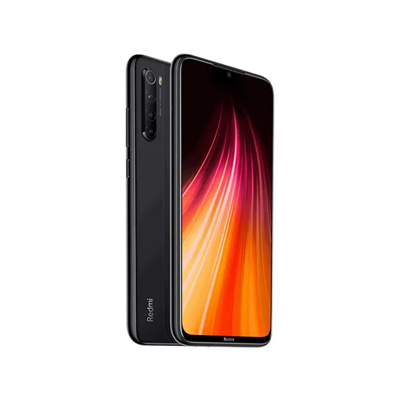 Xiaomi Redmi Note 8 2021, Smartphone Android Milieu de gamme 64Go Noir