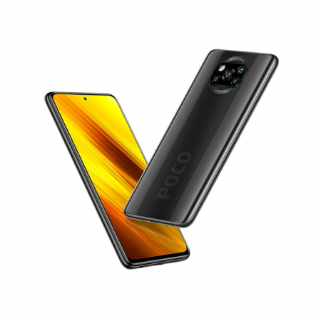 Xiaomi Redmi Poco X3 NFC, Smartphone Android 128 Go milieu de gamme Gris