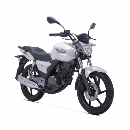 Moto ZIMOTA RKS Max 125CC Gris