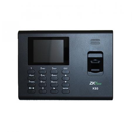 ZKTeco K80, Pointeuse Biometrique par empreinte digitale et badge